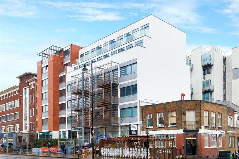 4 Bedrooms Penthouse Flat for sale in Infinity Heights, 264 Kingsland Road, London, E8