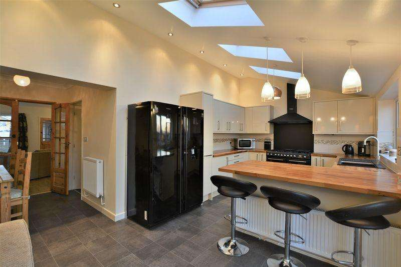 3 Bedrooms Detached House for sale in Brookfield Avenue, Nettleham, Lincoln