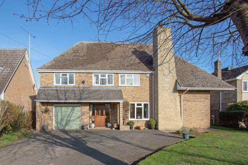 4 Bedrooms Detached House for sale in Obthorpe Lane, Bourne