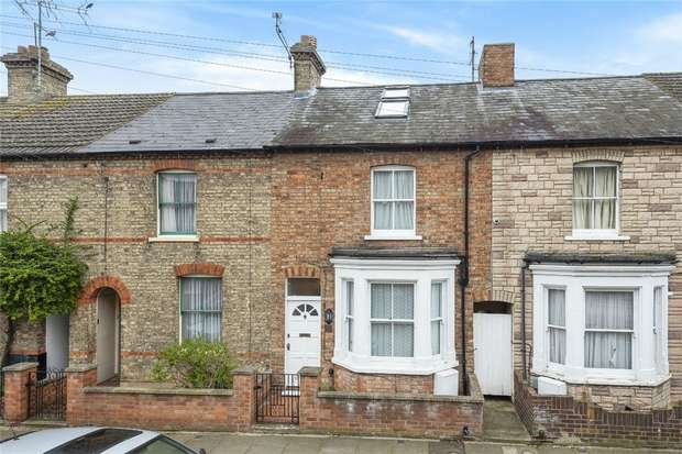 3 Bedrooms Terraced House for sale in Bower Street, Bedford