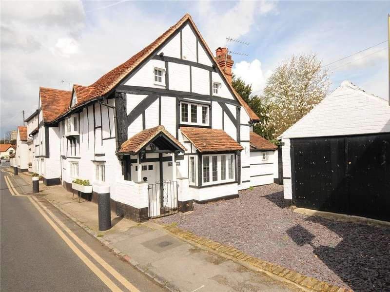 3 Bedrooms End Of Terrace House for sale in High Street, Bray, Maidenhead, Berkshire, SL6