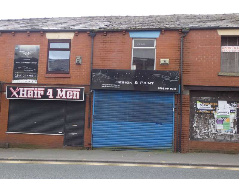 1 Bedroom Retail Property (high Street) Commercial for sale in Halliwell Road, Bolton, Greater Manchester, BL1