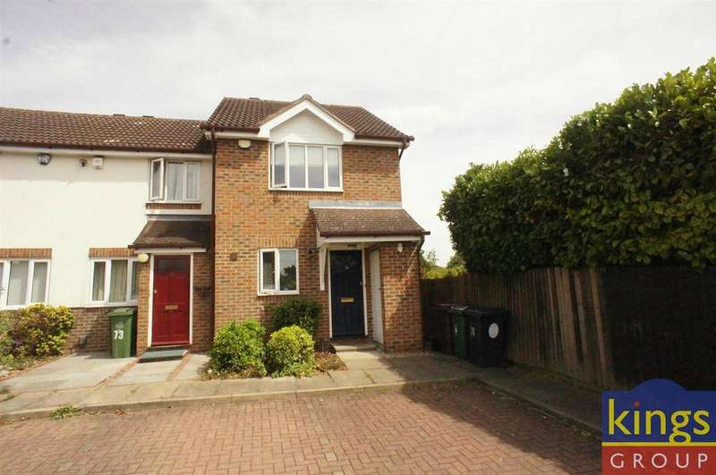 2 Bedrooms End Of Terrace House for sale in Chingford