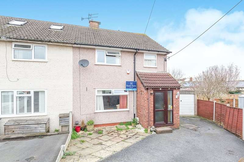 3 Bedrooms Terraced House for sale in Friendly Row, Pill, Bristol, BS20