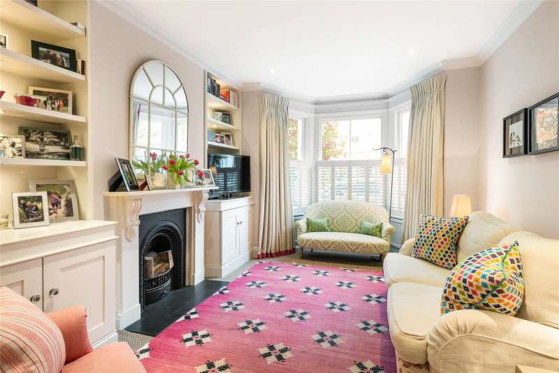 4 Bedrooms Terraced House for sale in Simpson Street, Battersea, London, SW11