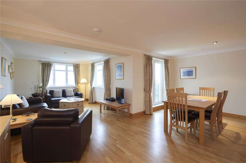 2 Bedrooms Apartment Flat for sale in 10 Links Apartments, Golf Road, Brora, Sutherland, KW9