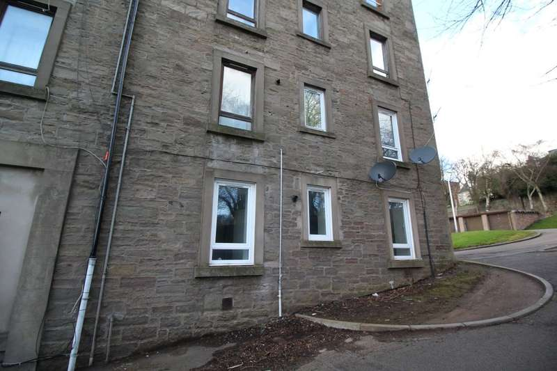 2 Bedrooms Flat for sale in Gardners Lane, Dundee, DD1