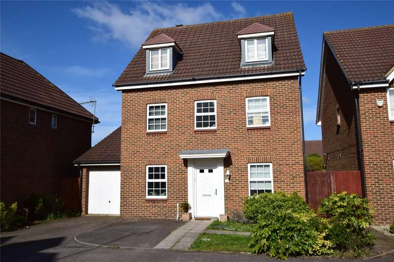 5 Bedrooms Detached House for sale in Dexter Way, Winnersh, Wokingham, Berkshire, RG41