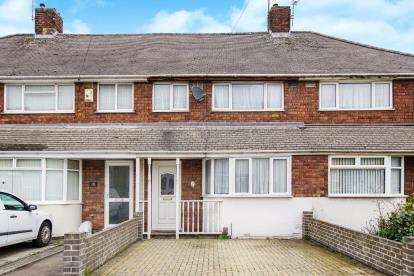 4 Bedrooms Terraced House for sale in Worthing Road, Patchway, Bristol, South Gloucestershire