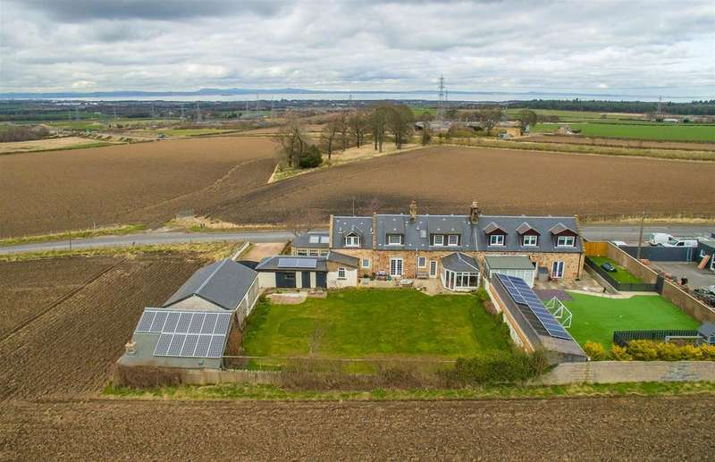 3 Bedrooms House for sale in West Cottage, Langsidehead Cottages, Dalkeith, EH22 2NR