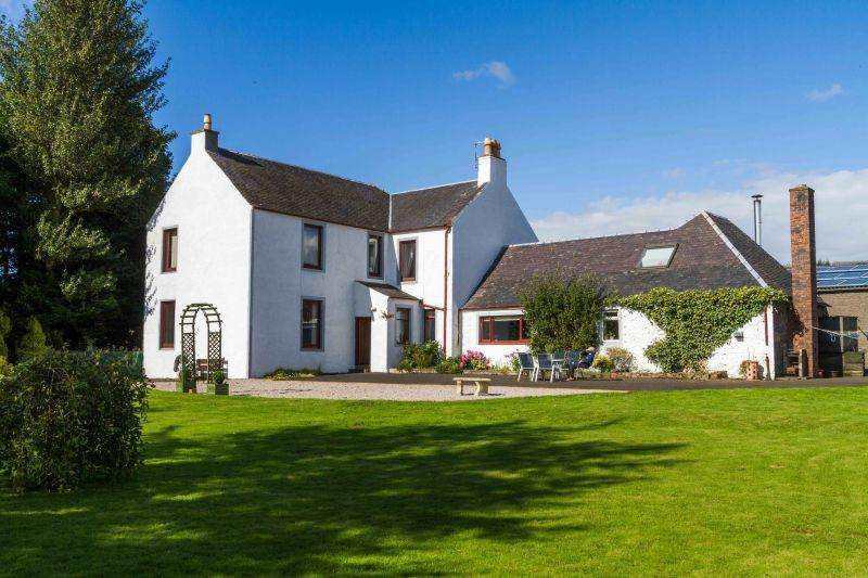 5 Bedrooms Farm House Character Property for sale in Patna, Ayrshire KA6