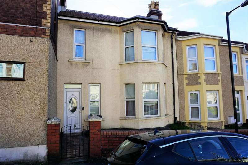 4 Bedrooms Terraced House for sale in Arlington Road, St Annes, Bristol