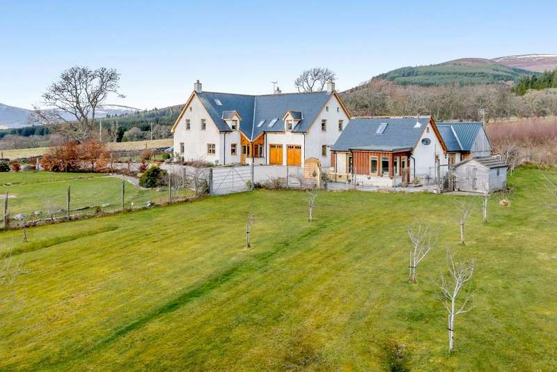 5 Bedrooms Detached House for sale in Ardross, Alness, Ross-Shire