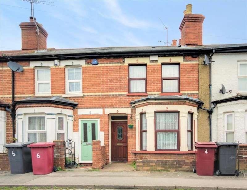 3 Bedrooms Terraced House for sale in Dorset Street, Reading, Berkshire, RG30