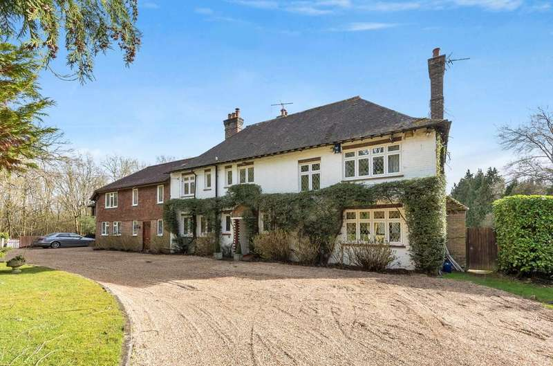 9 Bedrooms Detached House for sale in Guildford Road, Rudgwick, RH12
