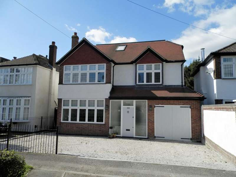4 Bedrooms Detached House for sale in Hall Lane, Upminster, Essex RM14