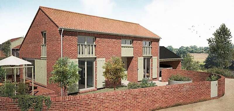 3 Bedrooms Link Detached House for sale in Abbey View, Abbey Road