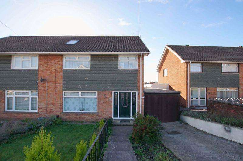 4 Bedrooms Semi Detached House for sale in Brockhurst Gardens, Bristol