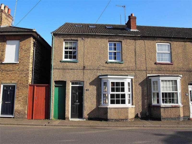 4 Bedrooms End Of Terrace House for sale in St Andrews Street, Leighton Buzzard