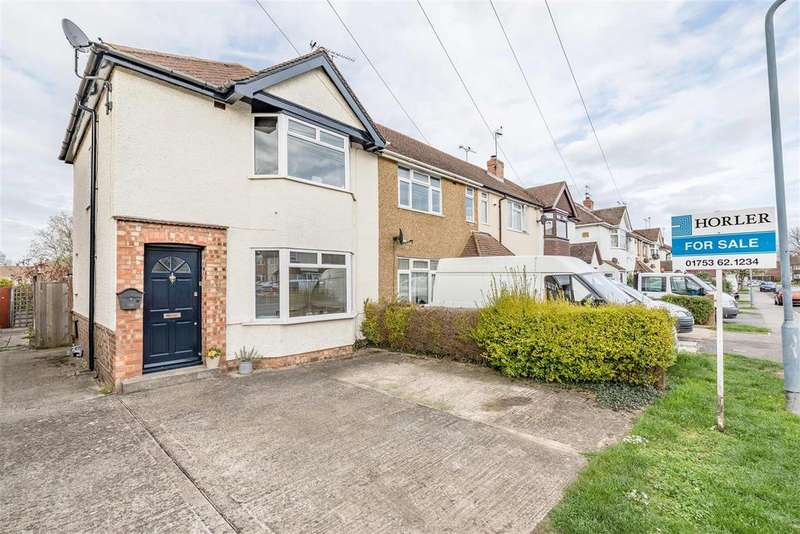 2 Bedrooms End Of Terrace House for sale in Forest Road, Windsor