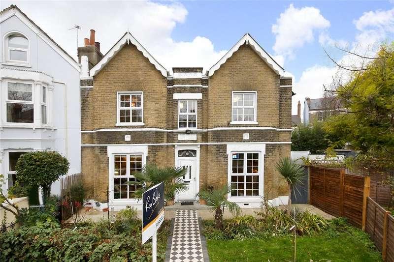 4 Bedrooms Semi Detached House for sale in Elm Grove, Peckham, London, SE15