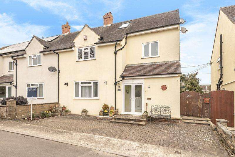 3 Bedrooms Semi Detached House for sale in HALF ACRE LANE, BEAMINSTER