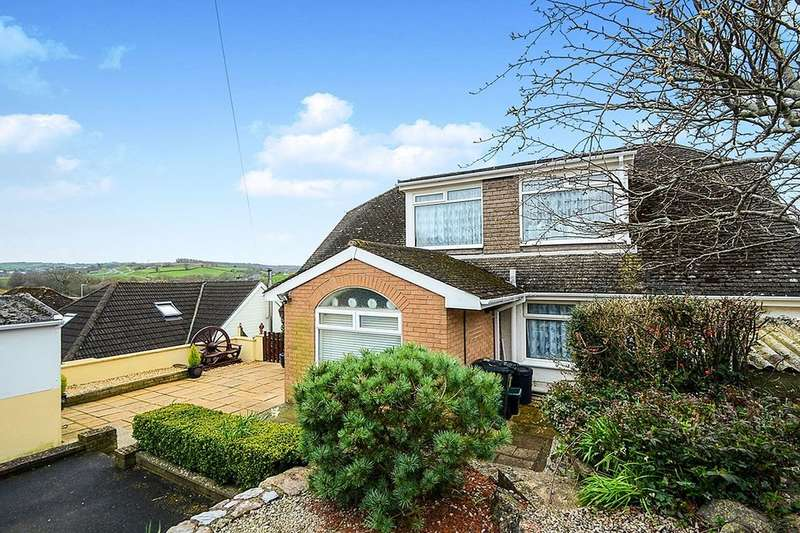 4 Bedrooms Detached Bungalow for sale in St. Lukes Road, Newton Abbot, TQ12