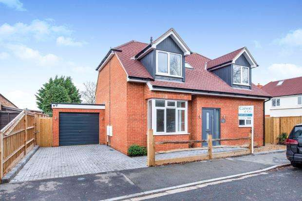 3 Bedrooms Detached House for sale in Maidenhead, Berkshire, Uk