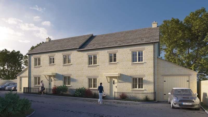 4 Bedrooms Semi Detached House for sale in Stow On The Wold, Cheltenham