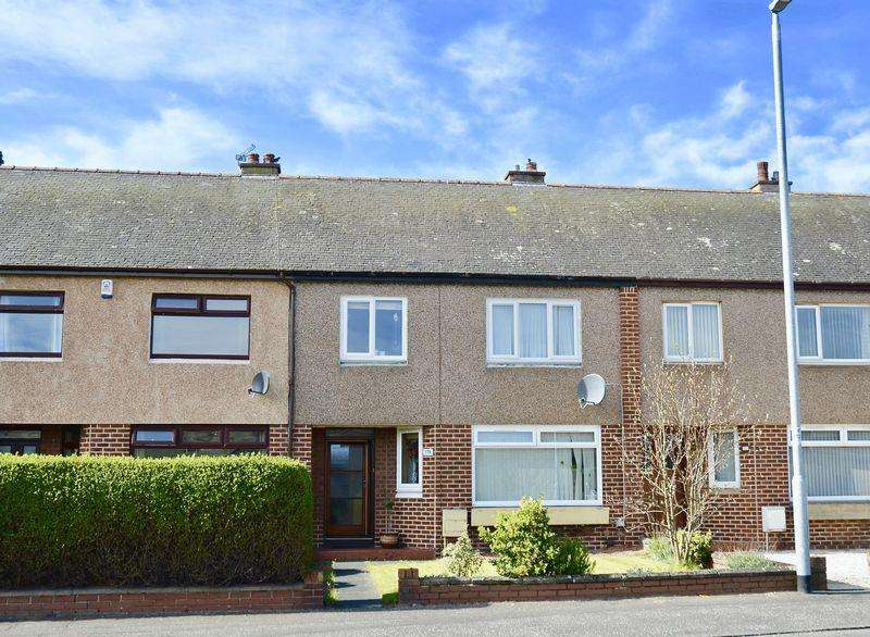 3 Bedrooms Terraced House for sale in Adamton Road South, Prestwick