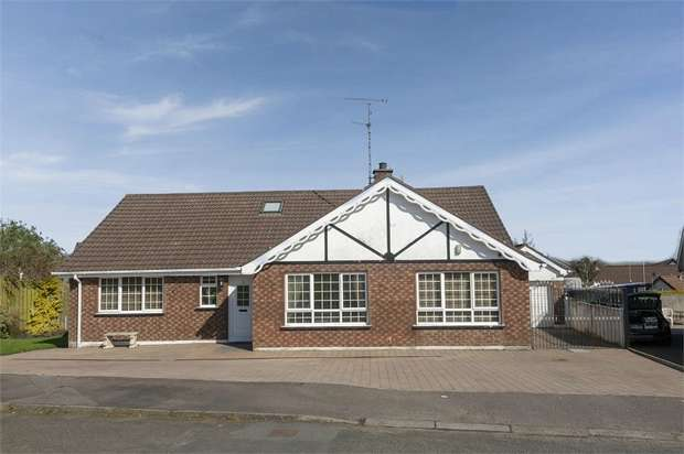 6 Bedrooms Detached Bungalow for sale in Mount Court, Coleraine, County Londonderry