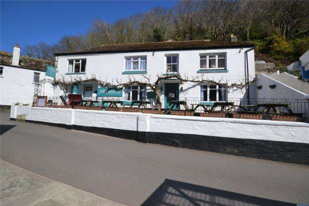 3 Bedrooms Commercial Property for sale in The Coombes, Polperro