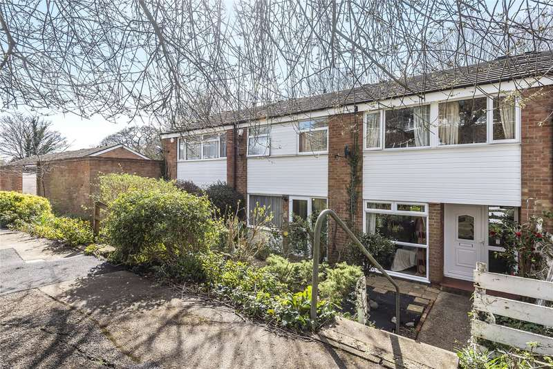 3 Bedrooms Terraced House for sale in Hillbrow, Reading, Berkshire, RG2