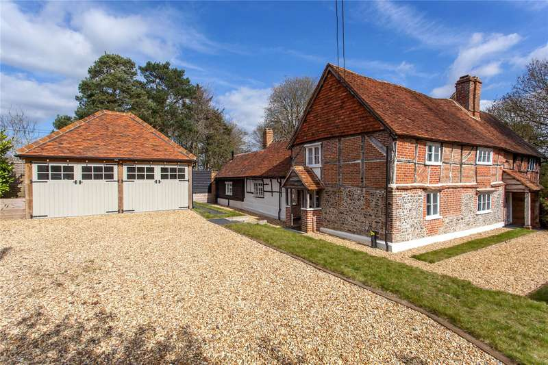 4 Bedrooms Semi Detached House for sale in Blackmore Lane, Sonning Common, Berkshire, RG4