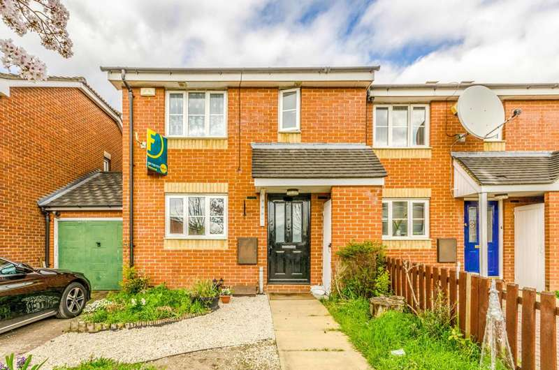 3 Bedrooms House for sale in Henry Addlington Close, Beckton, E6