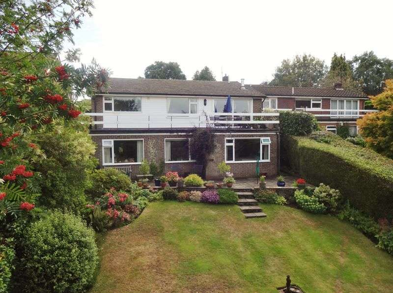 Property for sale in Scotlands Close, Haslemere