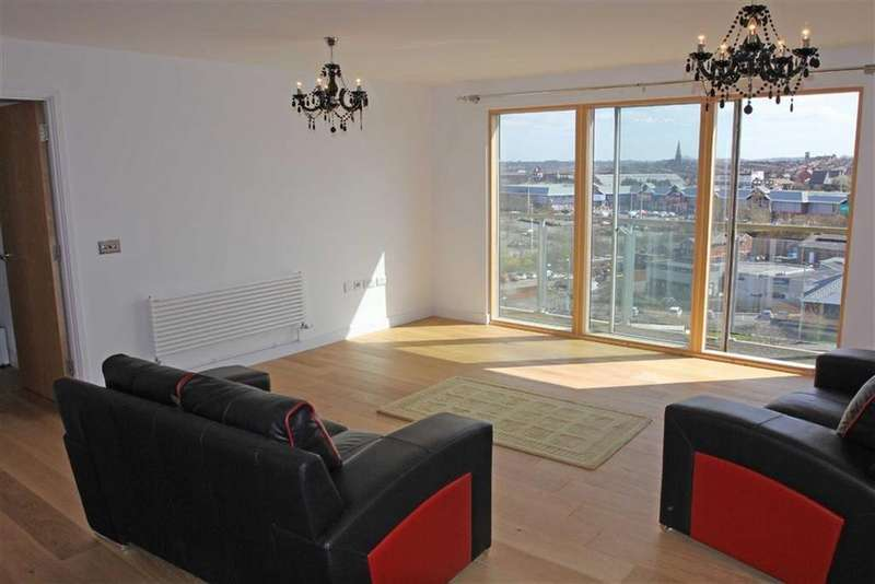 2 Bedrooms Apartment Flat for sale in Burton Street, Leicester, Leicester