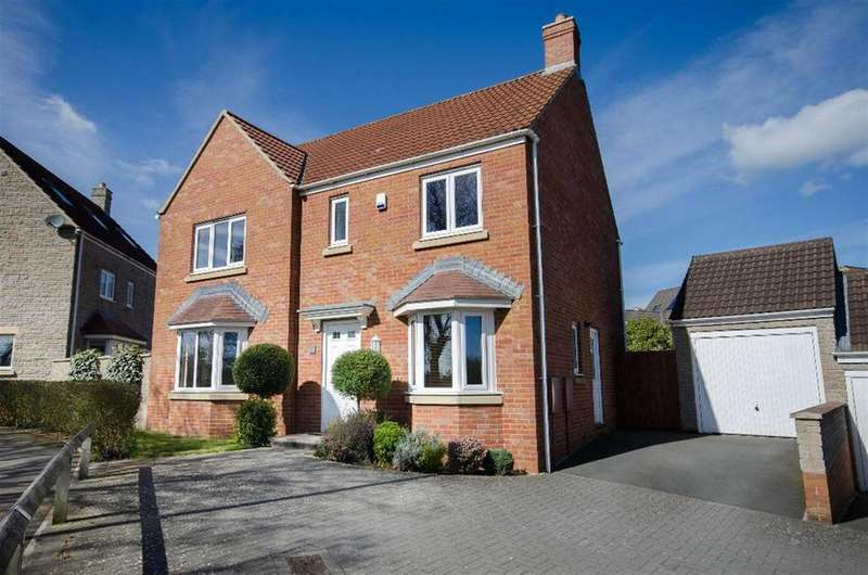 4 Bedrooms Detached House for sale in Walter Road, Frampton Cotterell, Bristol, BS36 2FR
