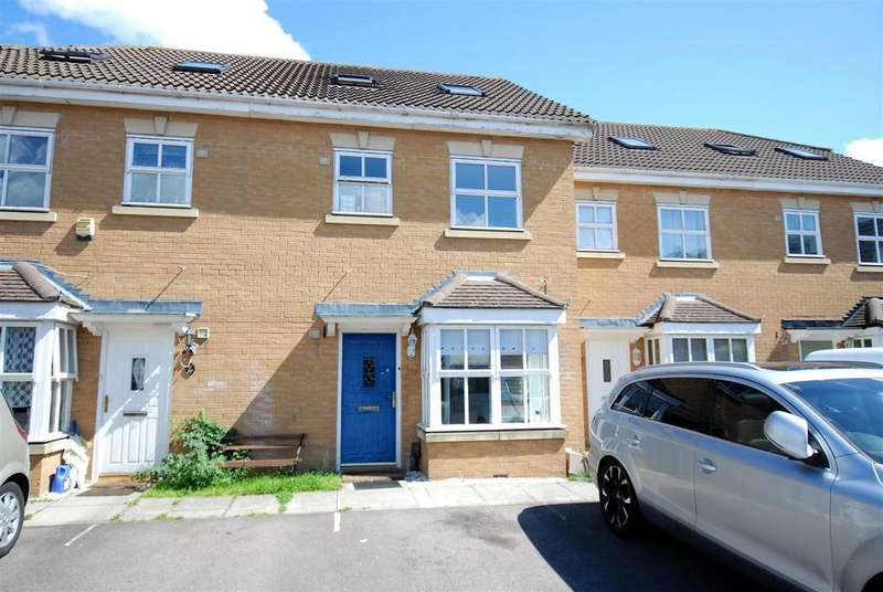 4 Bedrooms Terraced House for sale in Palace Close, Cippenham