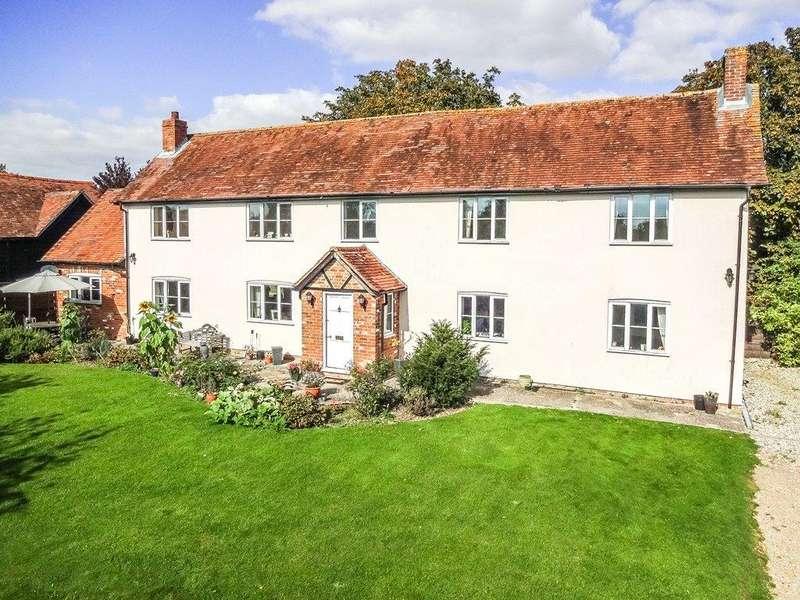 6 Bedrooms Detached House for sale in Shop Lane, Leckhampstead, Newbury, Berkshire, RG20