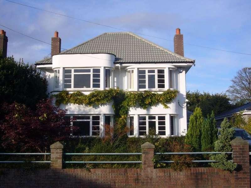 5 Bedrooms Detached House for sale in 36 Forrest Road, Penarth