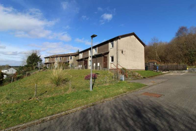 2 Bedrooms Ground Flat for sale in 2 Craignish Place, Lochgilphead, PA31 8TX