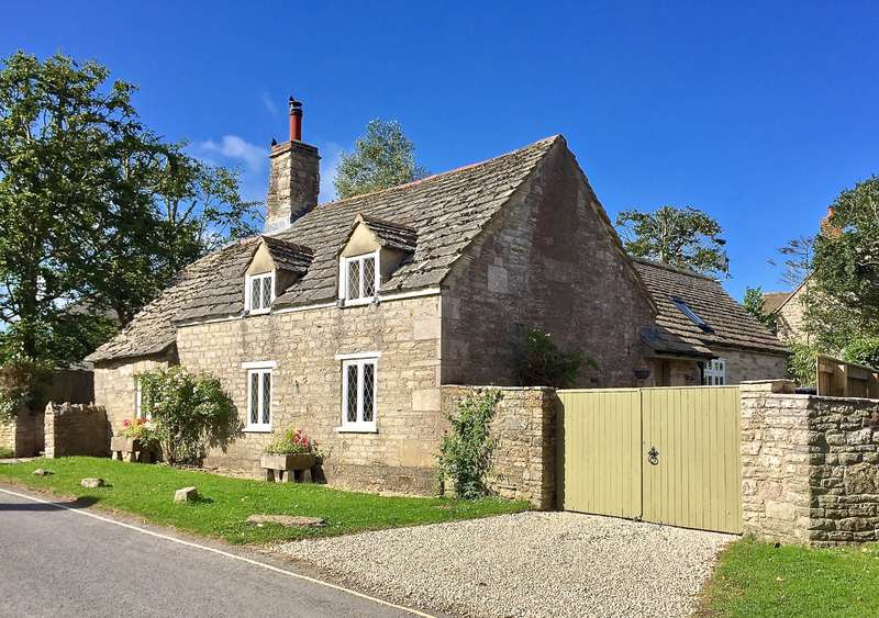 4 Bedrooms Detached House for sale in WEST STREET, CORFE CASTLE
