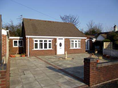 2 Bedrooms Bungalow for sale in Delery Drive, Padgate, Warrington, Cheshire, WA1