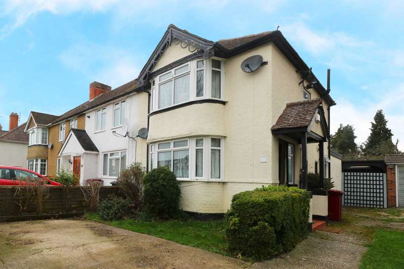 3 Bedrooms End Of Terrace House for sale in Shirley Ave, Reading