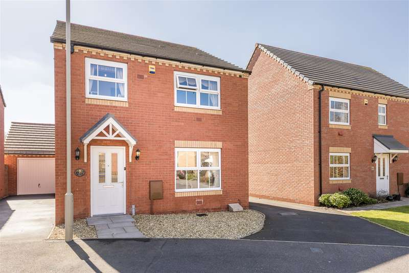4 Bedrooms Detached House for sale in Brythill Drive, Brierley Hill, DY5 3LU
