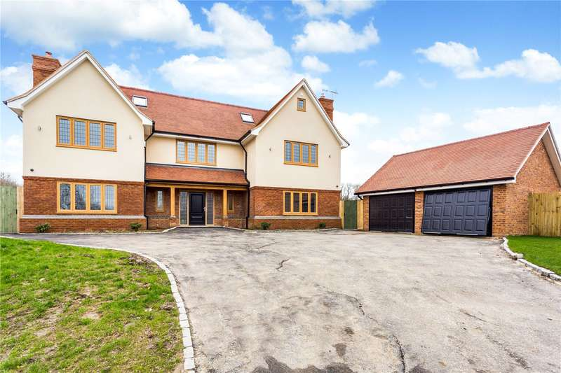 Detached House for sale in Tithepit Shaw Lane, Warlingham, Surrey, CR6