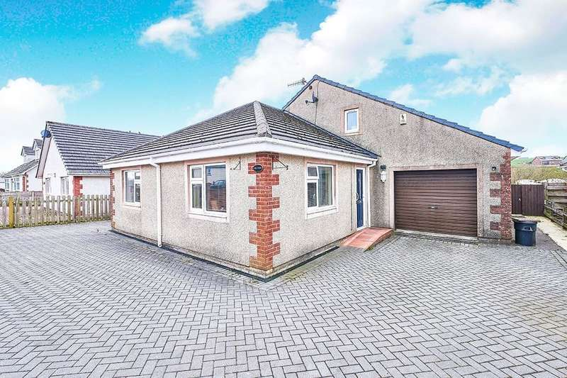 4 Bedrooms Detached Bungalow for sale in Moresby Parks Road, Moresby Parks, Whitehaven, CA28
