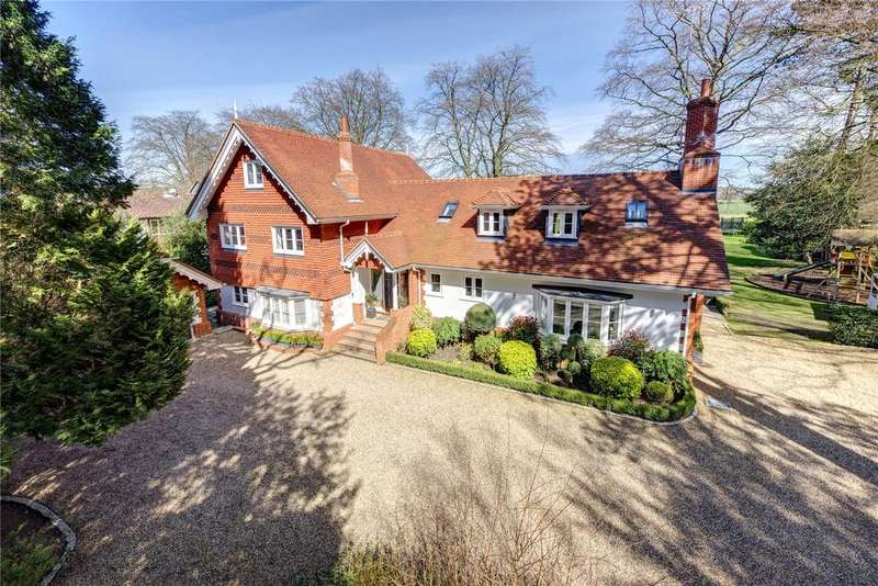 6 Bedrooms Detached House for sale in Stonehouse Lane, Cookham, Maidenhead, Berkshire