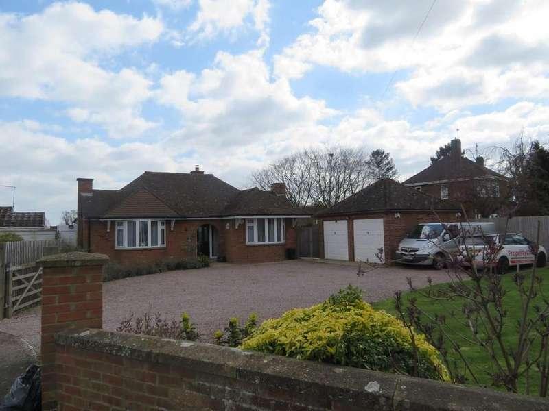 3 Bedrooms Detached Bungalow for sale in Surfleet Road, Pinchbeck, Spalding